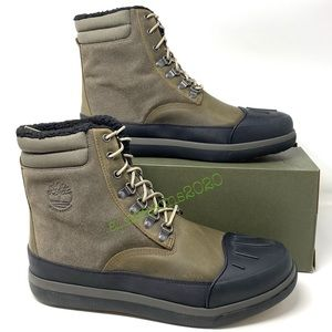 "Timberland Ashwood Park 6"" Warm Lined Men Boot Gre"